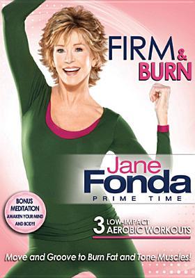 JANE FONDA PRIME TIME:FIRM & BURN BY FONDA,JANE (DVD)
